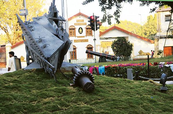 vikrant memorial Mumbai