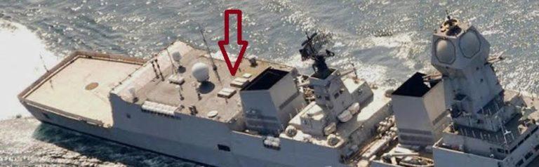 Navy BARAK ON TYPE 15