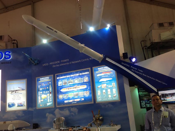 AERO BRAHMOS NG FOR TORPEDO LAUNCH