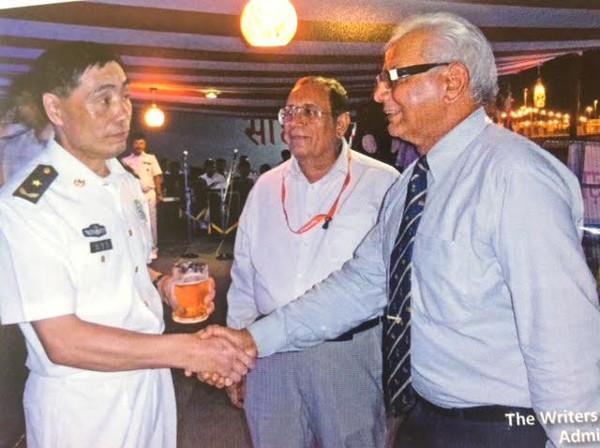 China Adm Shen JINLONG and RR