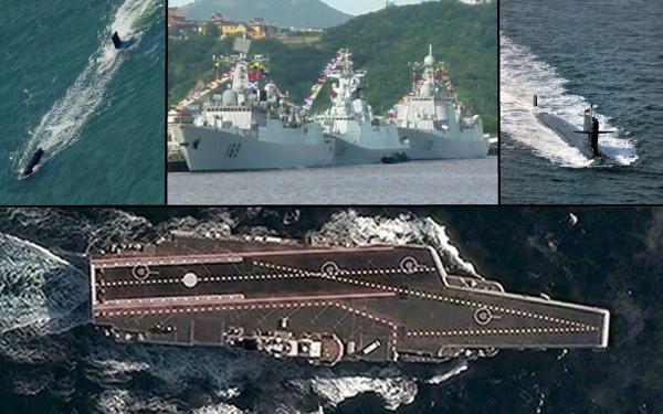 China PLA(n) RISING DRAGON