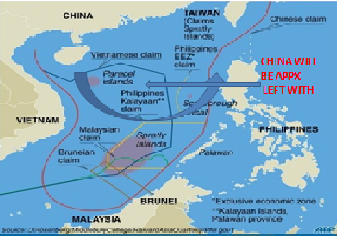 SOUTH CHINA SEA CLAIM AFTER ITLOS