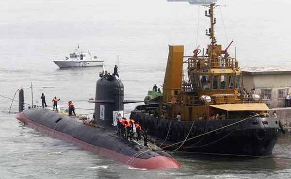 SCORPENE KALVARI GOING FOR SEA TRIALS