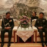 CHINA ARMY CHIEF