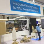 A PREVIEW OF DEFEXPO 2018 THAT RM SITHARAMAN HAS BROUGHT TO A TEMPLE SOUTH OF CHENNAI –IT  WILL SHOWCASE OUR  DEFENCE  MAKING & IMPORTING &  THE MILITARY'S  JUGAD TO MAKE IT A  SUCCESS
