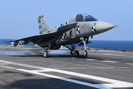 INDIA'S LIGHT COMBAT AIRCRAFT(LCA) NAVAL VERSION LANDS & TAKES OFF FROM INS VIKRAMADITYA---KUDOS TO MANY & CMDE MAOLANKAR & MOST  TO CMDE CD BALAJI SCIENTIST G PROJECT DIRECTOR AND LATER HEAD ADA---FROM PAPER TO FLIGHT !