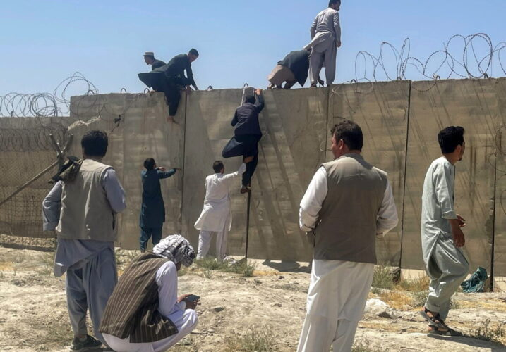USA'S POLE POSITION IS BEING CHALLENGED BY CHINA'S ASCENDANCY AS TALIBAN 2.0 RETURNS WITH PLANS FOR A PENTAD TO TAKE ON THE QUAD----------------------------QUO VADIS INDIA ?